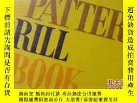 二手書博民逛書店英文原版罕見Pattern Drill Book by Geor