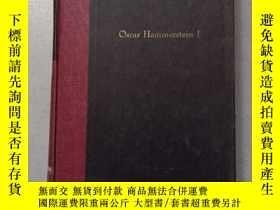 二手書博民逛書店Oscar罕見Hammerstein I The Life and Exploits of an Impresar