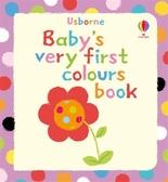 Baby's Very First Colours Book 寶貝的第一本單字書:認識顏色篇