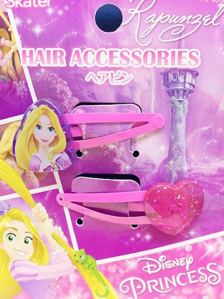 【震撼精品百貨】長髮奇緣樂佩公主_Rapunzel~迪士尼公主系列髮飾/髮夾-桃愛心樂佩公主#41448