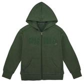 『小鱷魚童裝』立體刺繡logo刷毛連帽外套(08號~18號)558704