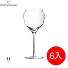 法國弓箭C&S紅酒杯高腳杯新款玻璃杯香檳杯(L9267)6入組