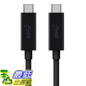 [美國直購] Belkin 貝爾金 3.1 USB Type C (USB-C) to USB Type C Cable, 3-Foot