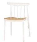 【南洋風休閒傢俱】單椅系列 -溫蒂實木餐椅 造型椅 休閒椅 洽談椅 CM1070-5