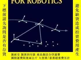 二手書博民逛書店State罕見Estimation For RoboticsY307751 Timothy D. Barfoo