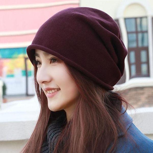 帽子 男女棉質頭巾帽包頭帽