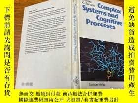 二手書博民逛書店Complex罕見Systems and Cognitive P