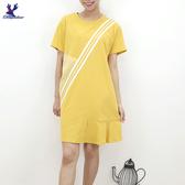 【春夏新品】American Bluedeer - 剪接格子洋裝 二色