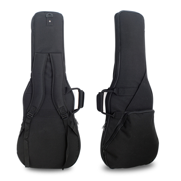 小叮噹的店- 電貝士袋 台製 TEB01 防水加厚 雙背