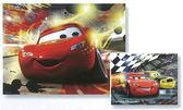 Ravensburger維寶迪士尼2*20片拼圖-麥坤汽車總動員Disney Cars