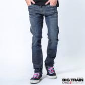 Big Train 惡童彈性窄直筒-男-深藍-BM800579