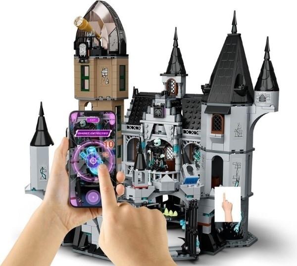 【LEGO樂高】HIDDEN SIDE 神秘幽暗城堡 #70437