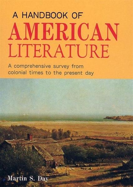 (二手書)Handbook of American Literature