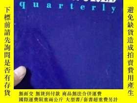 二手書博民逛書店THIRD罕見WORLD QUARTERLYY15389 出版2