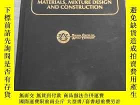 二手書博民逛書店HOT罕見MIX ASPHALT MATERIALS MIXTURE DESIGN AND CONSTRUCTIO