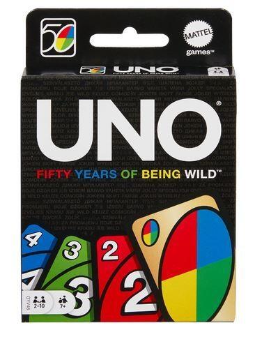 『高雄龐奇桌遊』 Uno 50週年 正版桌上遊戲專賣店