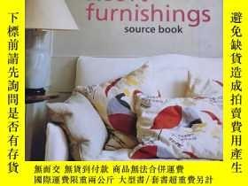 二手書博民逛書店the罕見soft furnishings source boo
