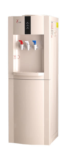 壓縮機式立式冰溫熱飲水機+鹼性離子水12.5公升20桶