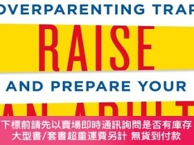 二手書博民逛書店How罕見to Raise an Adult : Break Free of the Overparenting