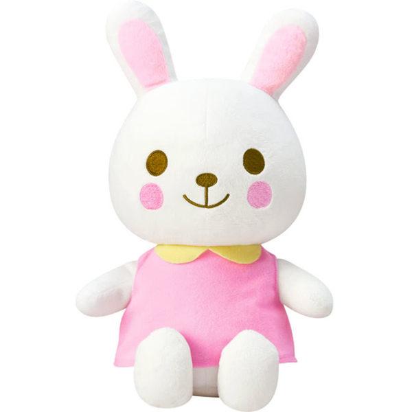 Combi 康貝音樂安撫玩偶/好朋友(兔兔)000867