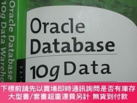 二手書博民逛書店Oracle罕見10g Data Warehousing 【詳見圖】Y255351 Digital Pres