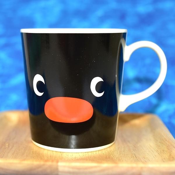 PINGU 企鵝家族 磁器馬克杯 250ml 日本製 正版