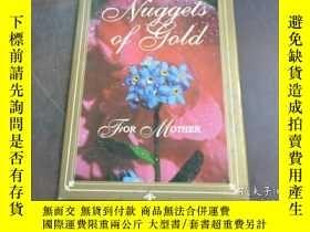 二手書博民逛書店NUGGETS罕見OF GOLD翻譯:掘金的黃金Y20470 C