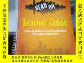 二手書博民逛書店Read罕見on teacher guide   by Nata