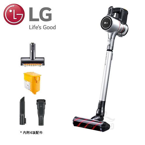 LG A9無線吸塵器(晶鑽銀) A9BEDDINGX