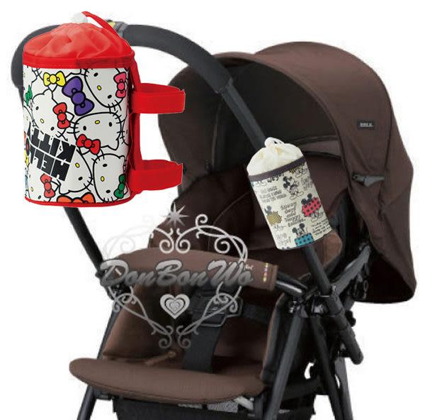米奇KITTY嬰兒車用收納包束口袋不織布米251658凱253256通販屋