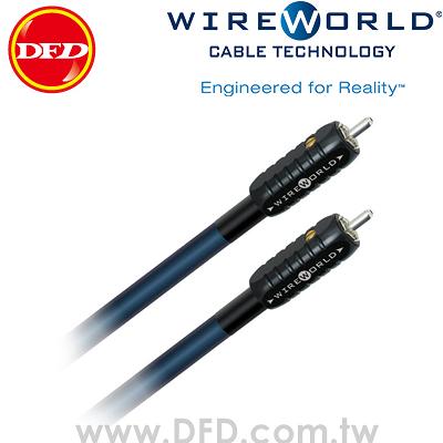 WIREWORLD OASIS 7 綠洲 8.0M Subwoofer cables 重低音訊號線 原廠公司貨