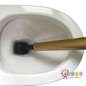 馬桶疏通器 通馬桶神器 下水道疏通器 衛生間廁所水池地漏堵塞搋子一炮通 1色