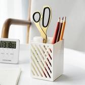 簡約桌面收納小物品筆筒 筆筒 收納筒 桌上收納筒