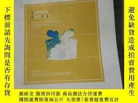 二手書博民逛書店SUMMER罕見KEEPSAKE【中文版】Y21714