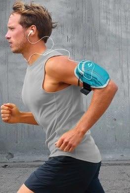 [協貿國際]   小號4.7吋户外跑步包手机防水袋  (1入)