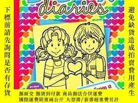 二手書博民逛書店Dork罕見Diaries 12: Tales from a Not-So-Secret Crush Catast