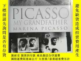 二手書博民逛書店MY罕見GRANDFATHER 我的祖父 英文原版書Y16695