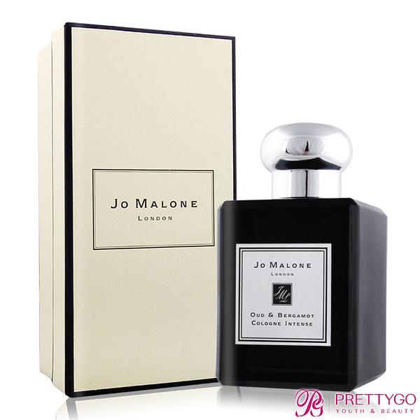 Jo Malone 烏木與佛手柑芳醇古龍水(50ml)[附外盒]-香水航空版【美麗購】