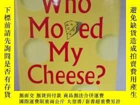 二手書博民逛書店誰動了我的奶酪罕見少年版 Who Moved My Cheese