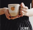 rootsgalleria日本可愛柚子杯陶瓷杯子復古馬克杯日式魚咖啡杯盤 3C優購