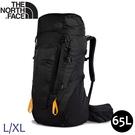 【The North Face 65L TERRA 背包(L/XL)《黑》】3GA5/ 專業登山健行雙肩背包