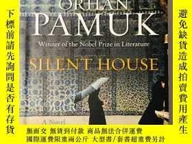 二手書博民逛書店Ferit罕見Orhan Pamuk: Silent House
