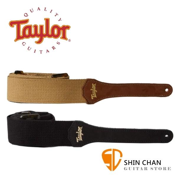 【缺貨】Taylor GS Mini 專用 棉質背帶 適用旅行民謠吉他/BABY吉他【型號:GSM-200-01/GSM-200-06】