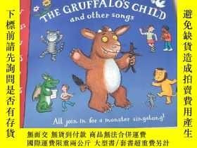 二手書博民逛書店THE罕見GRUFFALO S CHILD and other songs:格魯法洛的孩子和其他歌曲Y2128