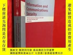 二手書博民逛書店Information罕見and Communications