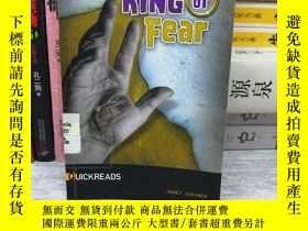 二手書博民逛書店英文原版罕見Ring of fear (Quickreads系列)館書幹凈無筆記Y229459 Janet L