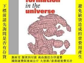 二手書博民逛書店Structure罕見Formation In The UniverseY256260 T. Padmanab