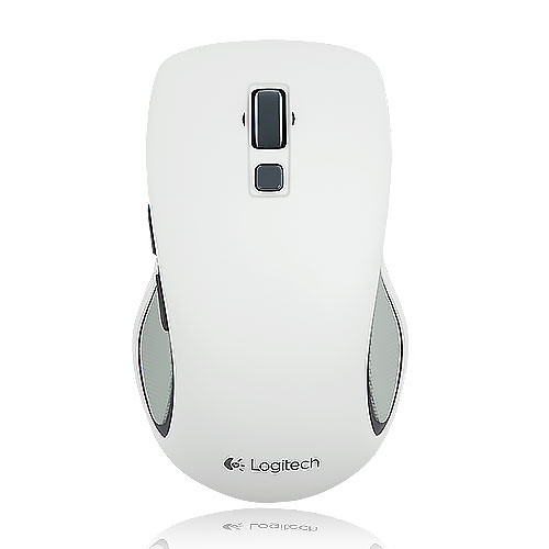 Logitech 羅技 M560 白色 Wireless 無線滑鼠