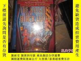 二手書博民逛書店the罕見knights of the black earthY