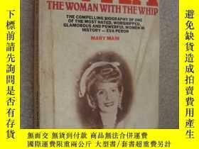 二手書博民逛書店EVITA,The罕見woman with the whip (